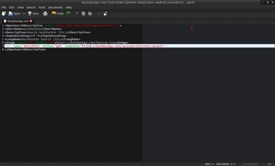 Path: /usr/share/gnome-shell/open-search-providers/duckduckgo.xml